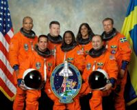 STS-116 Official NASA Crew Portrait